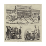 Life in China, Part Vi Giclee Print by Alfred Chantrey Corbould