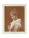 Gladys Giclee Print by Alfred Seifert
