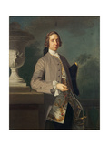 George Bristow, 1750 Giclee Print by Allan Ramsay