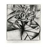 Cubo-Futurist Composition, 1915 Giclee Print by Alexander Bogomazov