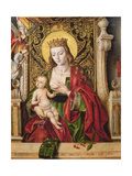 Virgin and Child (Panel) Giclee Print by Alonso Berruguete