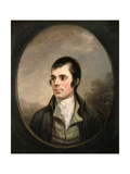 Robert Burns (1759-96), 1787 Giclee Print by Alexander Nasmyth