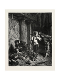 The End, Dying as the Fool Dieth Giclee Print by Alphonse Marie de Neuville