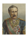 Major-General Charles George Gordon Giclee Print by Alfred Pearse