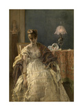 Desperate Giclee Print by Alfred Emile Stevens