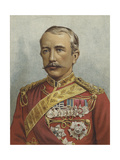 General Lord Wolseley Giclee Print by Alfred Pearse