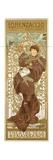 Lorenzaccio Giclee Print by Alphonse Mucha