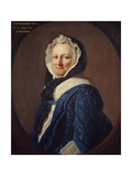 Lady Inglis, C.1747 Giclee Print by Allan Ramsay