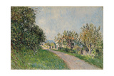 Path Near Sevres, 1879 Giclee Print by Alfred Sisley