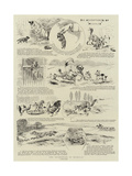 The Adventures of Nicholas Giclee Print by Alfred Chantrey Corbould