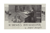 Mr Bilson's Housekeeper Giclee Print by Amedee Forestier