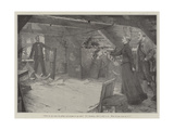 A Question of Conscience Giclee Print by Arthur Herbert Buckland