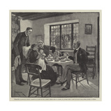 The Inconsiderate Waiter Giclee Print by Amedee Forestier