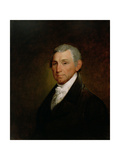 James Monroe, 1835 Giclee Print by Asher Brown Durand