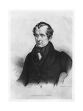 James Fenimore Cooper Giclee Print by Amelie De Lacepede