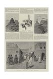 A Journey Through Yemen, Arabia Giclee Print by Amedee Forestier