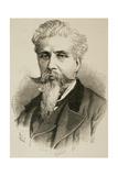 Sebastian Malagarriga Codina (1815-1880). Spanish Sculptor. Giclee Print by Arturo Carretero y Sánchez
