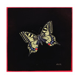 Swallowtail Butterfly, 1999 Giclee Print by Amelia Kleiser