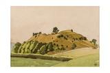 Dryslyn, Carmarthenshire Giclee Print by Anna Teasdale