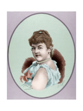 Soprano Mila Kupfer-Berger (1852-1905) Giclee Print by Arturo Carretero y Sánchez