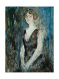 Mrs S. S. Howland Giclee Print by Ambrose Mcevoy