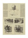 Prince Bismarck Giclee Print by Anton Alexander von Werner