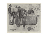 The Benevolent Bar, by E Nesbit Giclee Print by Arthur Herbert Buckland