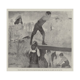 Being Beavers Giclee Print by Arthur Herbert Buckland