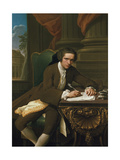 Portrait of Sir Charles Frederick, 1738 Giclee Print by Andrea Casali