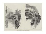 Venice in London, at Olympia, West Kensington Giclee Print by Amedee Forestier