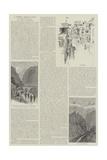 A Journey Through Yemen Giclee Print by Amedee Forestier
