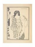 Lysistrata, 1896 Giclee Print by Aubrey Beardsley