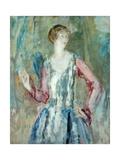Miss Nancy Cunard, 1920s Giclee Print by Ambrose Mcevoy
