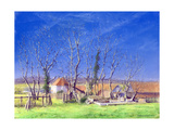 Brockwell Farm, 2005 Giclee Print by Anthony Rule