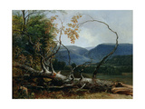 Stratton Notch, Vermont, 1853 Giclee Print by Asher Brown Durand