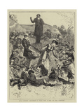 Our London Children, a Plea for a Day in the Country Giclee Print by Arthur Boyd Houghton