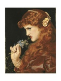 Love's Shadow, C.1867 Giclee Print by Anthony Frederick Augustus Sandys