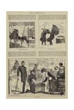 Graphic America, Boston Giclee Print by Arthur Boyd Houghton