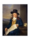 Michael Novosielski (1750-95), 1791 Giclee Print by Angelica Kauffmann