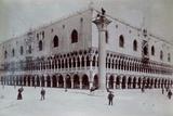 Doge's Palace, Venice, C.1870 Giclee Print by Carlo Naya