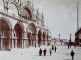 Basilica San Marco, Venice, C.1870 Giclee Print by Carlo Naya