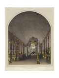Funeral of the Duke of Wellington, the Lying in State at Chelsea Hospital Giclee Print by Andrew Maclure