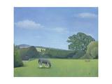 Emma's View, 2008 Giclee Print by Ann Brain