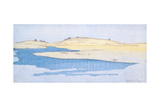 The Ipswich Marshes Giclee Print by Arthur Wesley Dow