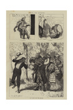 Among the Mormons Giclee Print by Arthur Boyd Houghton
