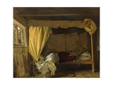 The Death of Buckingham, 1853-55 Giclee Print by Augustus Leopold Egg