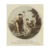 The Punishment of Cupid Giclee Print by Angelica Kauffmann