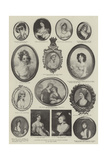 Miniatures and Enamels at the Fine Art Society's Galleries, 148, New Bond Street Giclee Print by Angelica Kauffmann