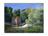 Springtime at the Mill II, 2009 Giclee Print by Anthony Rule