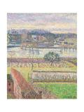 View from My Window Reproduction procédé giclée par Camille Pissarro